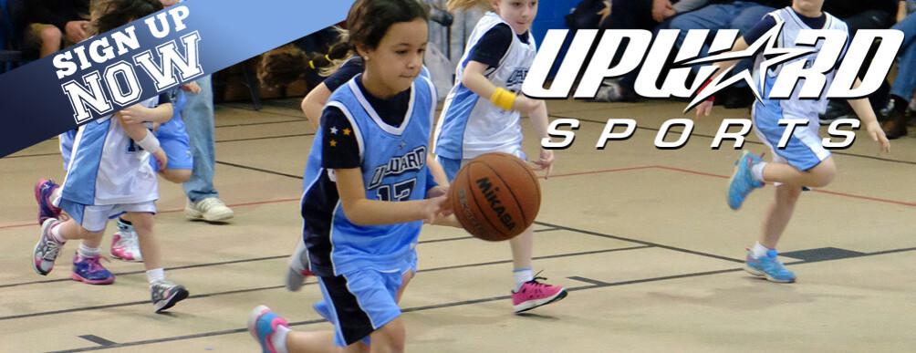 Register Now for Upward Sports
