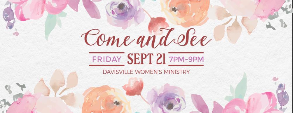 Women's Ministry Gathering