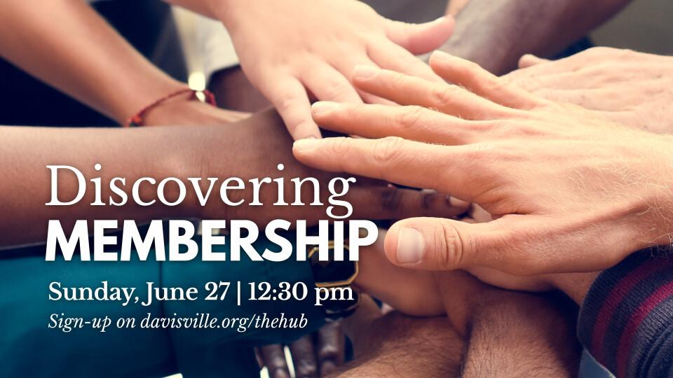 Discovering Membership